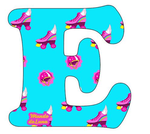 Pin En Alfabetos Y Numeros
