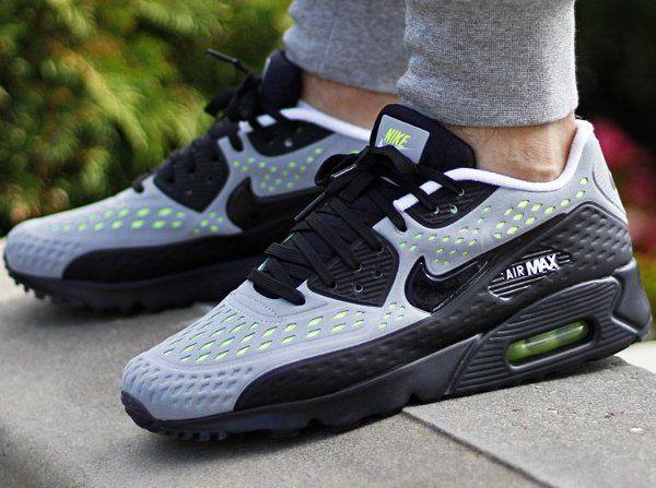 JUST LIFE STYLE™®: Nike Air Max 90 Ultra BR Neon. | Nike air max ...