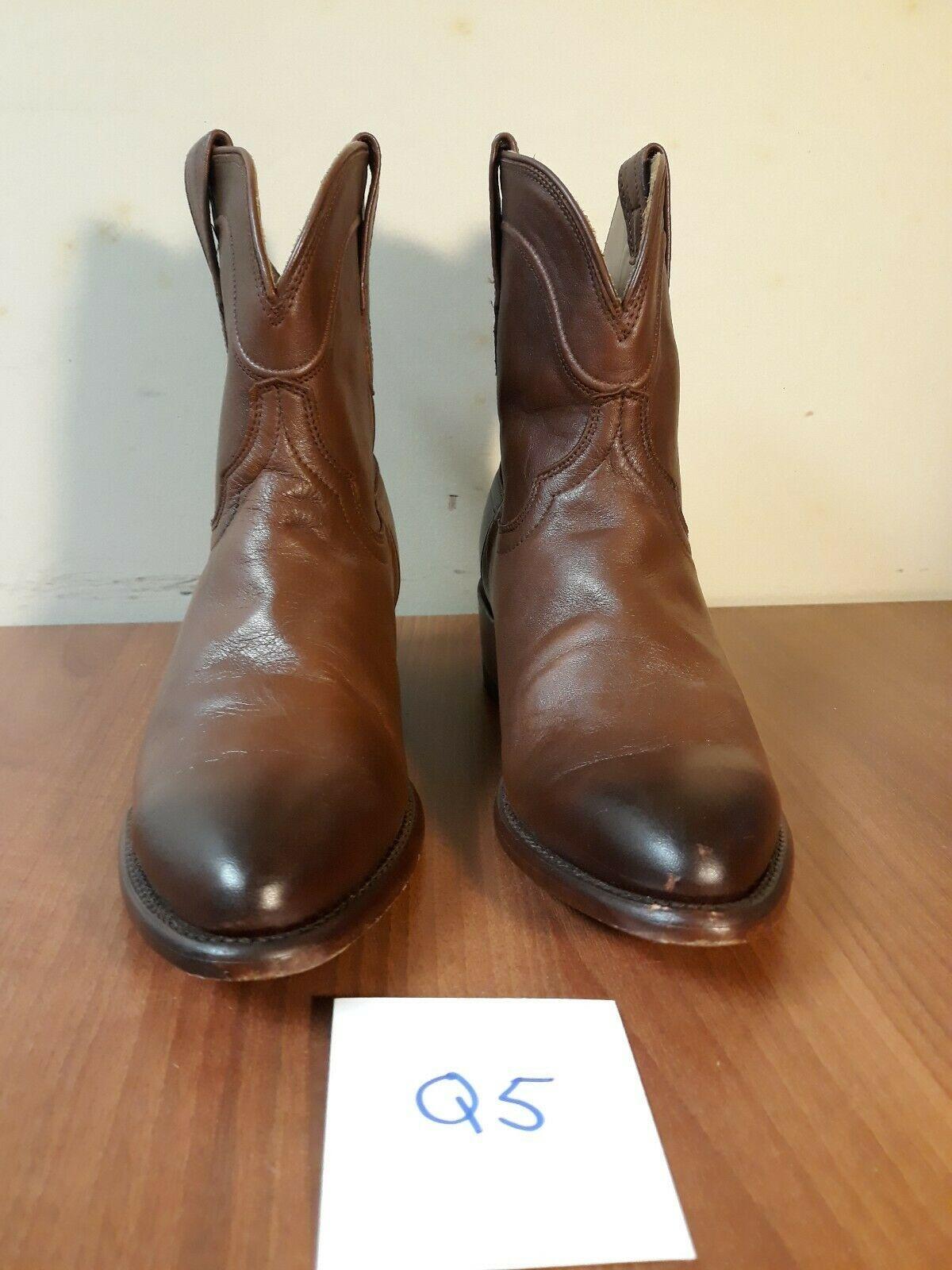 Tecovas boots, Ostrich boots