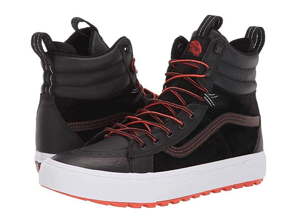Vans Sk8 Hi Boot MTE 2.0 DX Men's Shoes (MTE) BlackSpicy