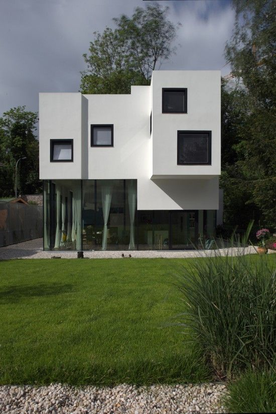 SMO Architektur 'Private House' Cologne, Germany.