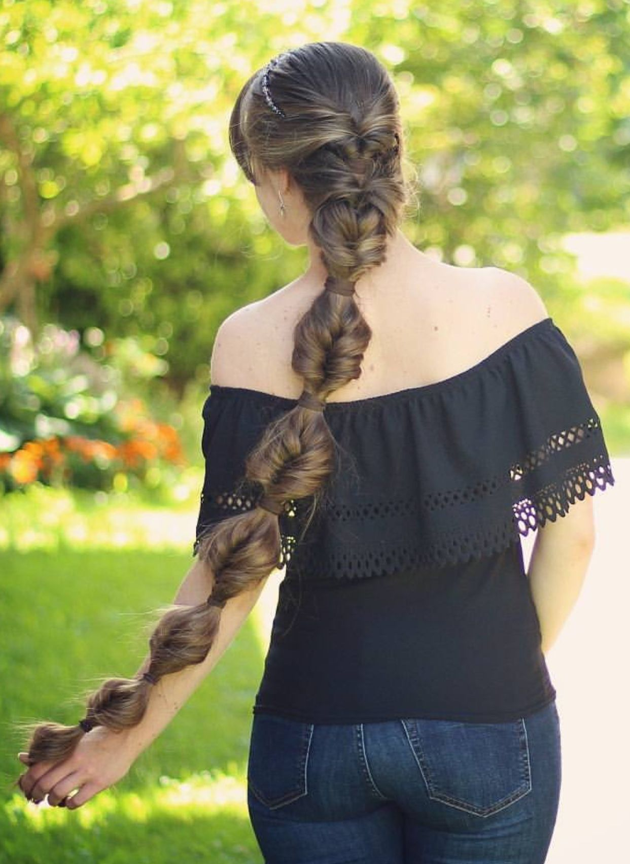 Credit  instagram  haartraum  hair  braids   Braided   Pinterest Credit  instagram  haartraum  hair  braids
