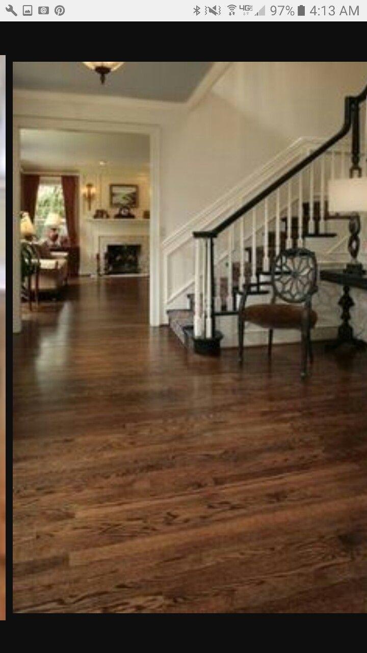 Pin By Tracy Williams On Farmhouse Floors Pinterest Hardwood Floor Colors Oak Floor Stains Hardwood Floors