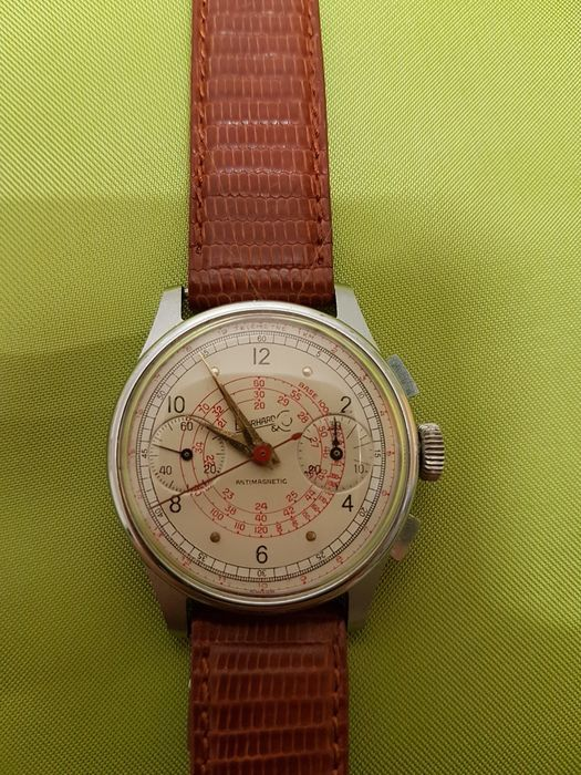 3f33ec1e067 Eberhard Chronograph from the 1950s - Catawiki