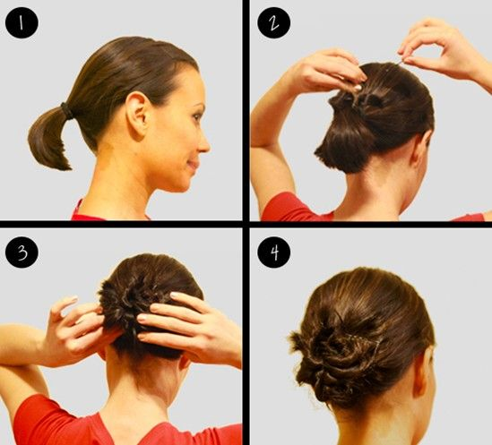 10 Updo Hairstyles for Short Hair Updo and Short hair - Cute Messy Hairstyles