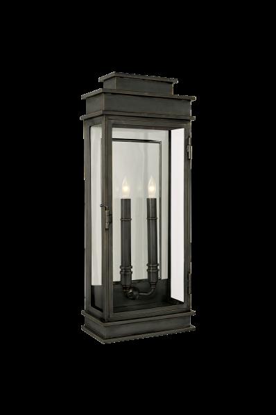 Linear Lantern Tall Visual Comfort Lighting Outdoor Wall Lantern Visual Comfort