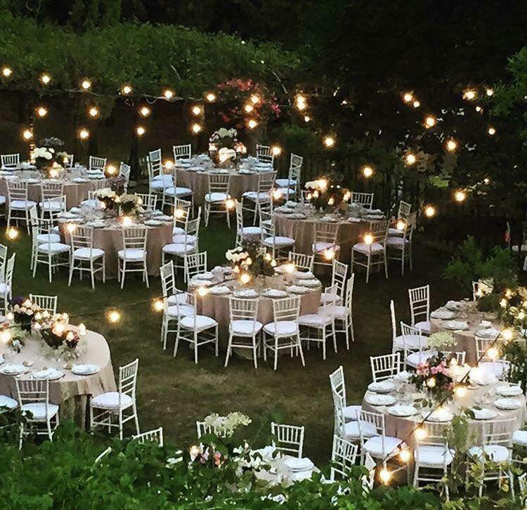 Wedding Sotto Le Stelle Ristorante Tonino Casamento Simples