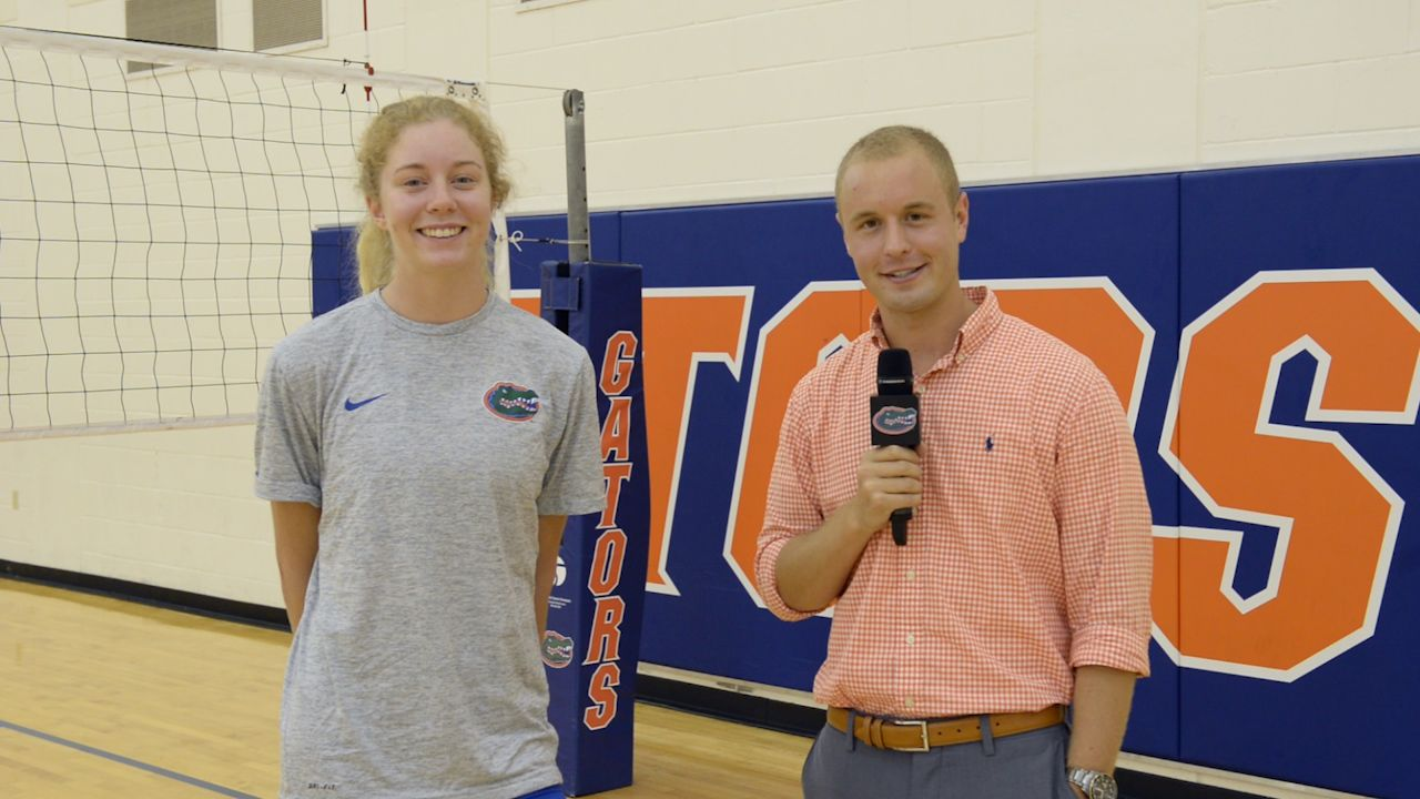 One On One Carli Snyder Weekend Preview Volleyball News Kendall White Kelly Hunter