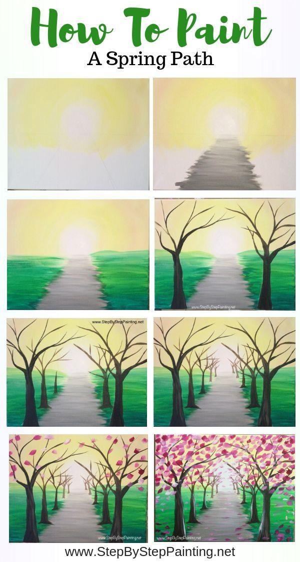 Photo of Fantástico cómo combinar la ruta del árbol de primavera