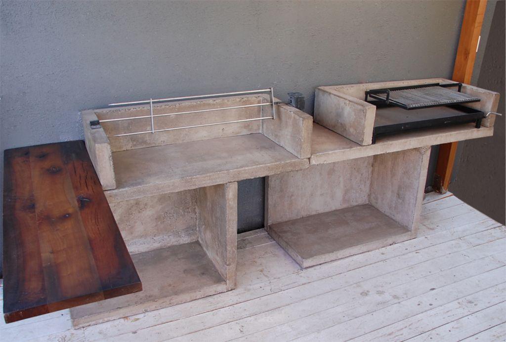 Módulos de hormigón para quinchos de Varvacoa | proyectos ...