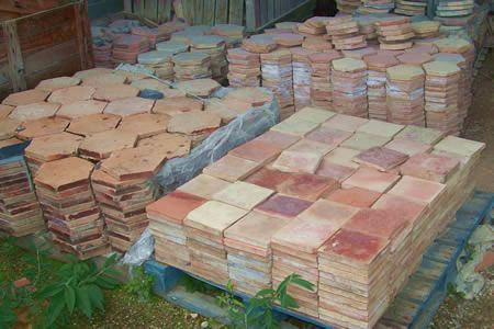 Terracotta Floor Tiles Terra Cotta Flooring Reclaimed Ceramic