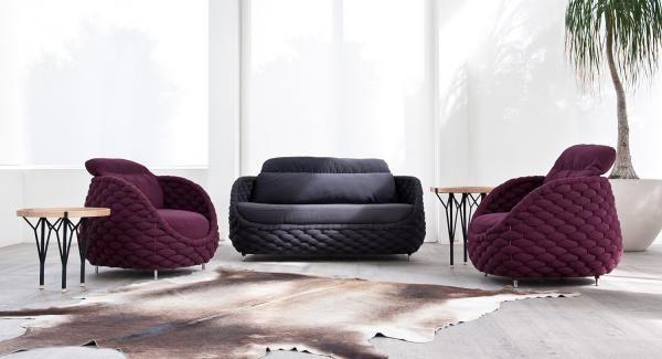 Elegant Gartenmöbel Designs Kenneth Cobonpue Rapunzel Kollektion