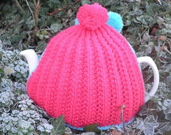 pinks shabby chic small 2 cup tea cosy hand by ...