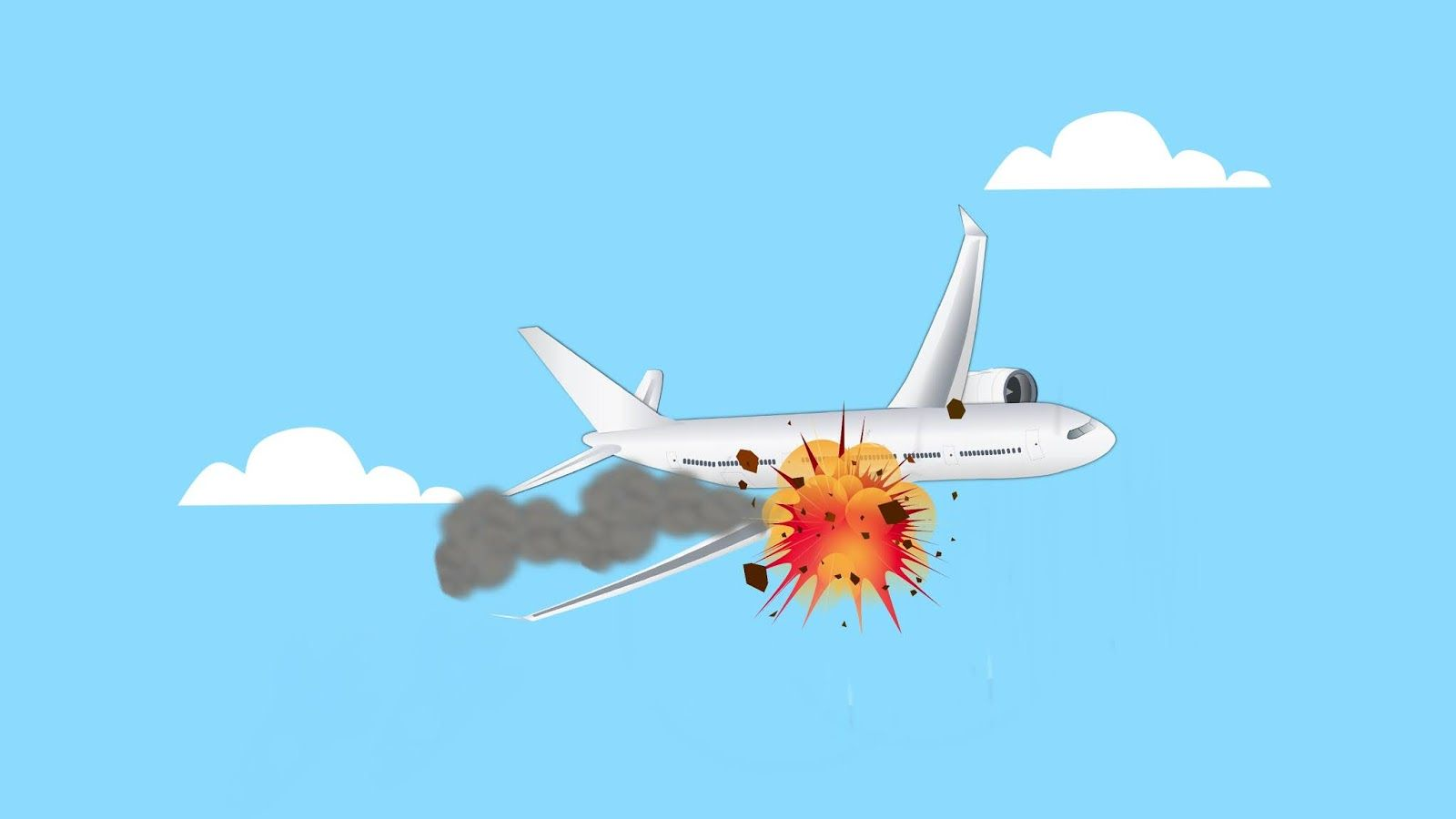 Download Free Images And Illustrations Illustration Of Airplane Crash Accident Illustration Crash Free Images
