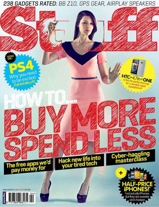 magazine covers we love via marklives.com