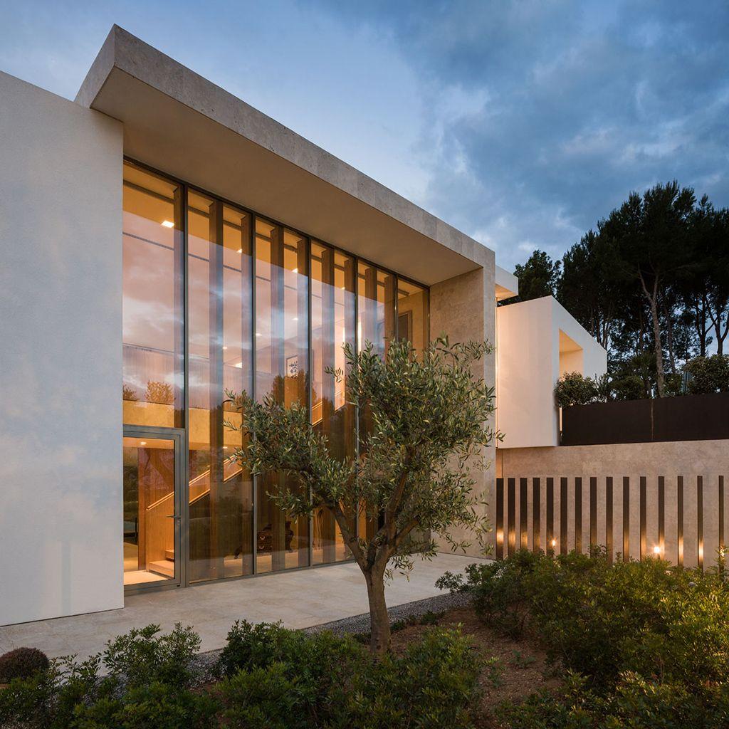 Arquitectos Palma De Mallorca. Casa Llofru With Arquitectos Palma De ...