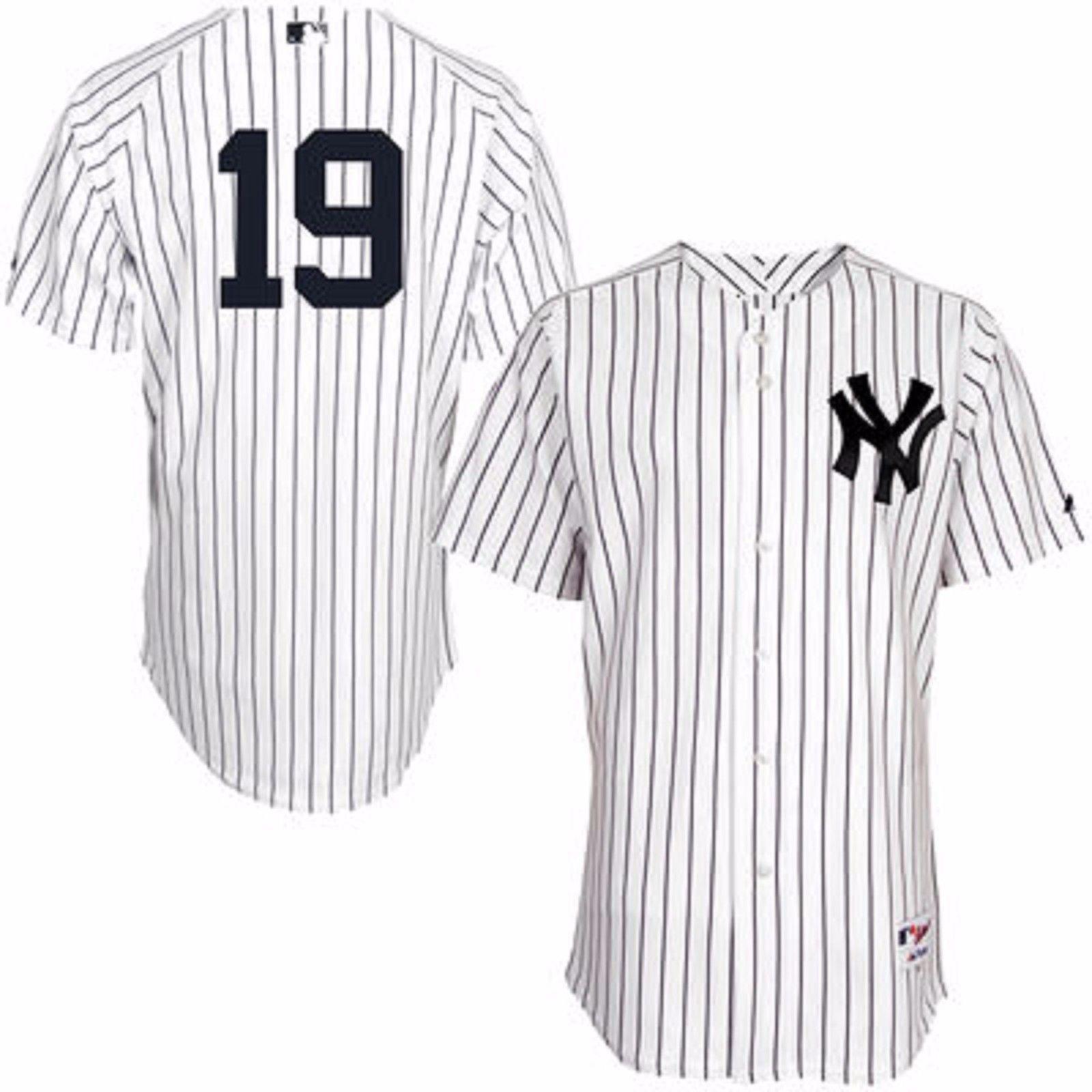 05eae82e369 ... Baseball-MLB 24410 New York Yankees Masahiro Tanaka 19 Majestic Adult  Jersey- ...