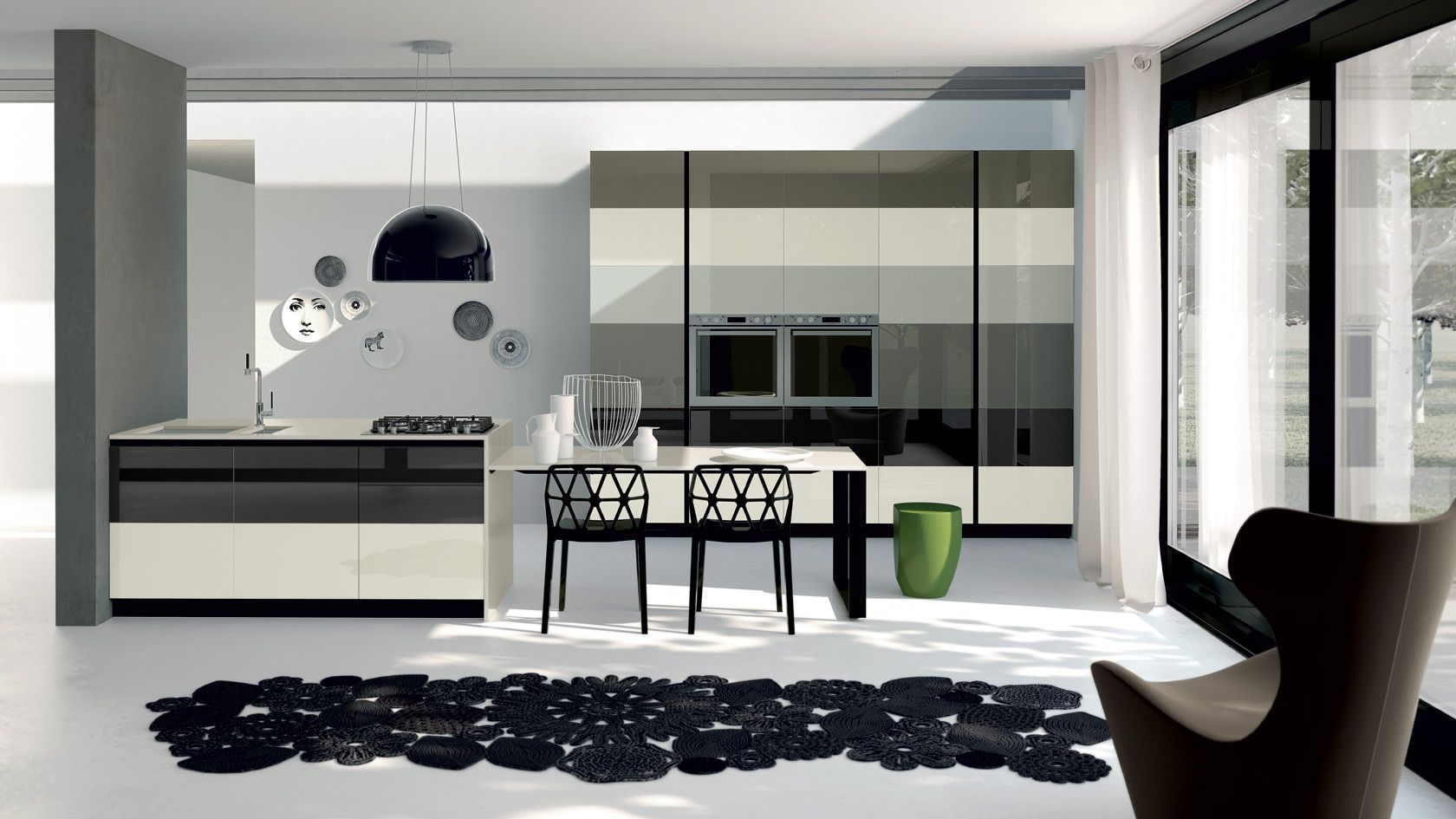 Cucina Tetrix Scavolini | Kitchen | Pinterest | Kitchens