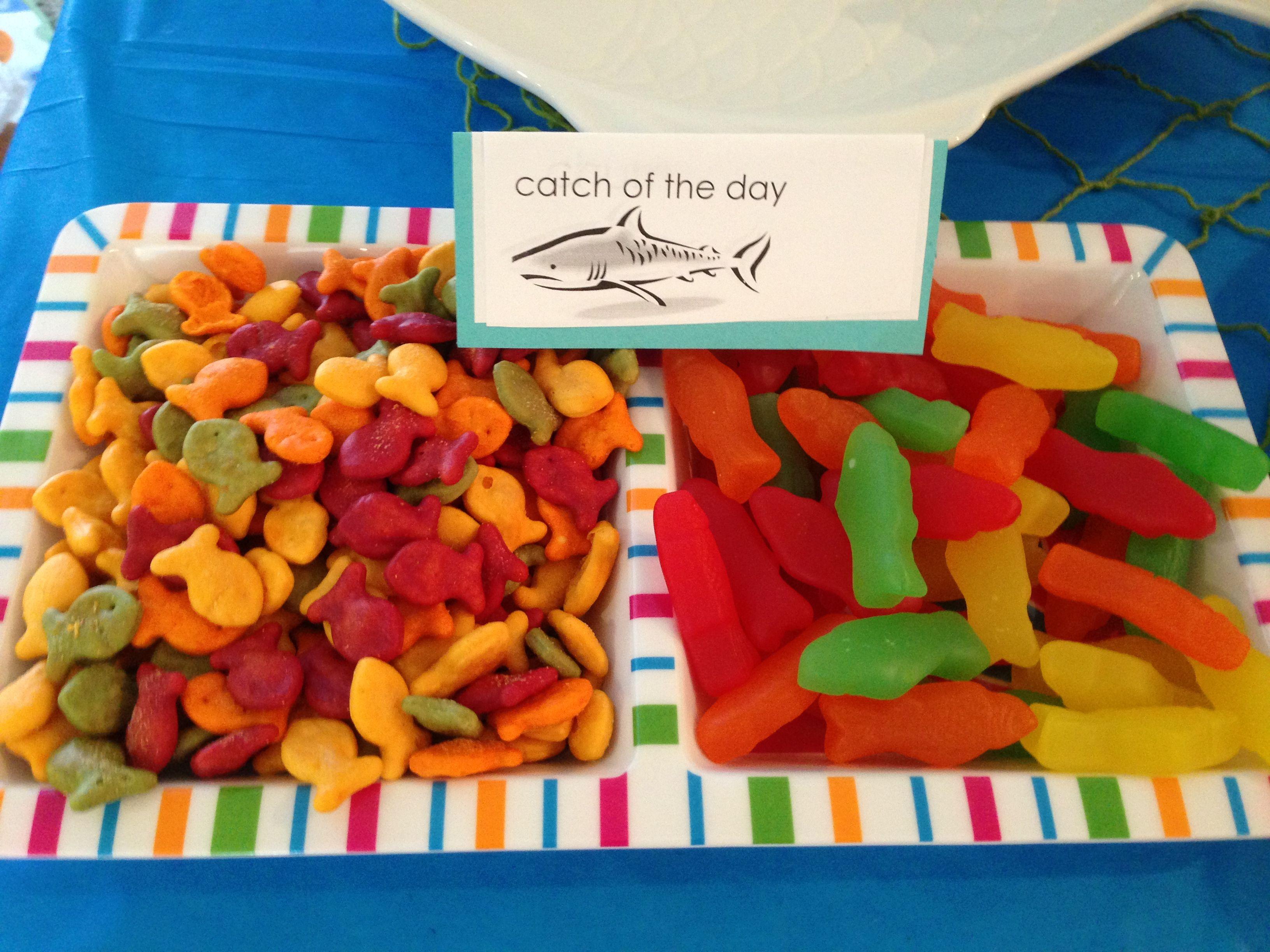 School Of Sharks Shark Party 1st Birthday Beach Party Pool