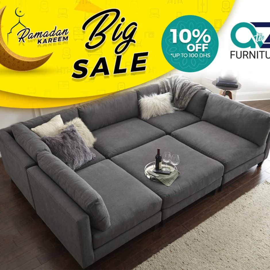 Ramadan Offer 10 Off Up To 100dhs Buy Online Chelsea Modular