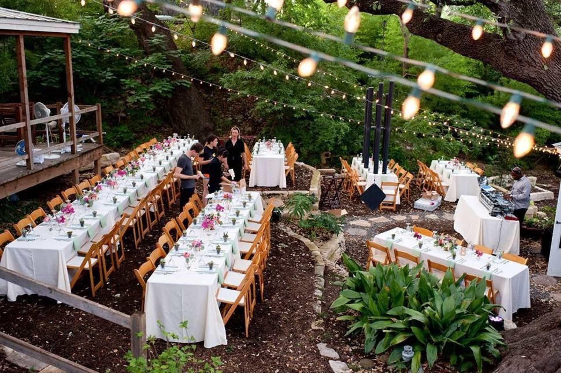 The Sanctuary Event Space Texas Wedding Venue Austin TX
