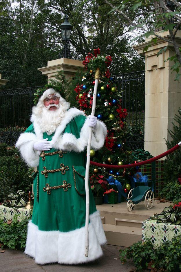 15 Aliases Santa Will Answer To