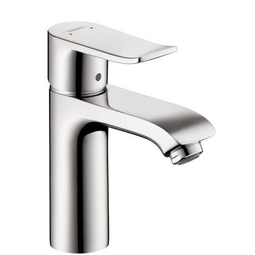 Hansgrohe 31080001 Metris 110 Single-Hole Faucet, Chrome Hansgrohe ...