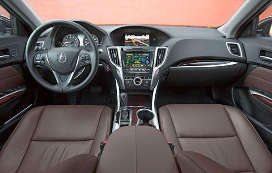 2018 Acura Tlx Type S Interior Acura Tl Type S Concept Cars