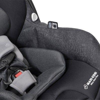 eeb9f517d3a Mico Max Plus 30 Infant Car Seat - Nomad Black  Infant