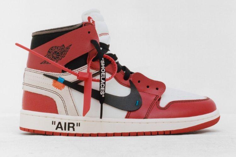 Nike and Designer Virgil Abloh Announce