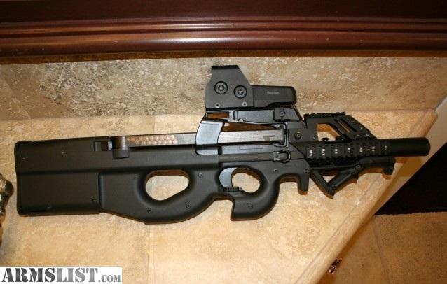 Ps90 For Sale >> Armslist For Sale Fn Ps90 5 7x28 Gen 2 Trigger Quad Rail