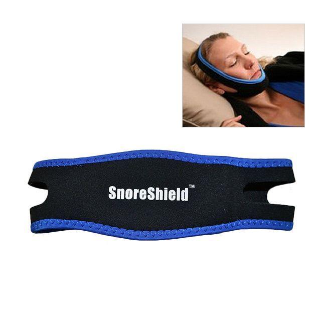 SnoreShield Stop Snoring Anti-Snoring Jaw Strap | Snoring ...