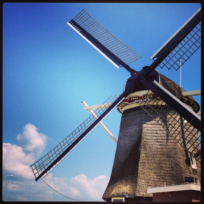 De Molen (The Mill), Ankeveen, The Netherlands