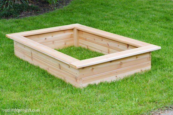 How To Make A Garden Box Above Ground Garden Garden 400 x 300