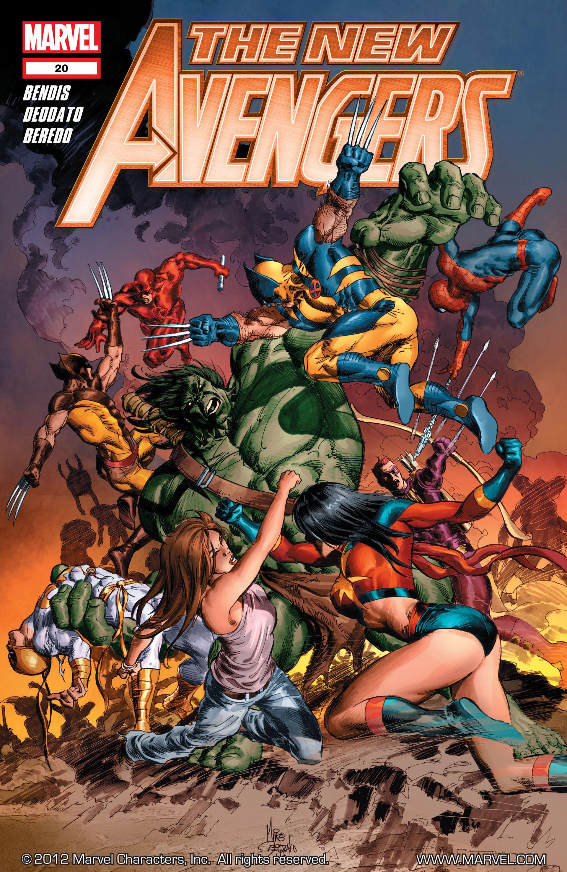 The Avengers Comic Pdf