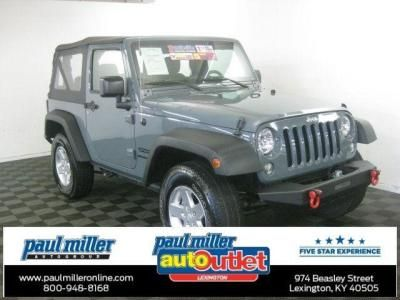 Get details and seller contact information for the 2015 Jeep Wrangler VIN #1C4AJWAG3FL657852 for sale.