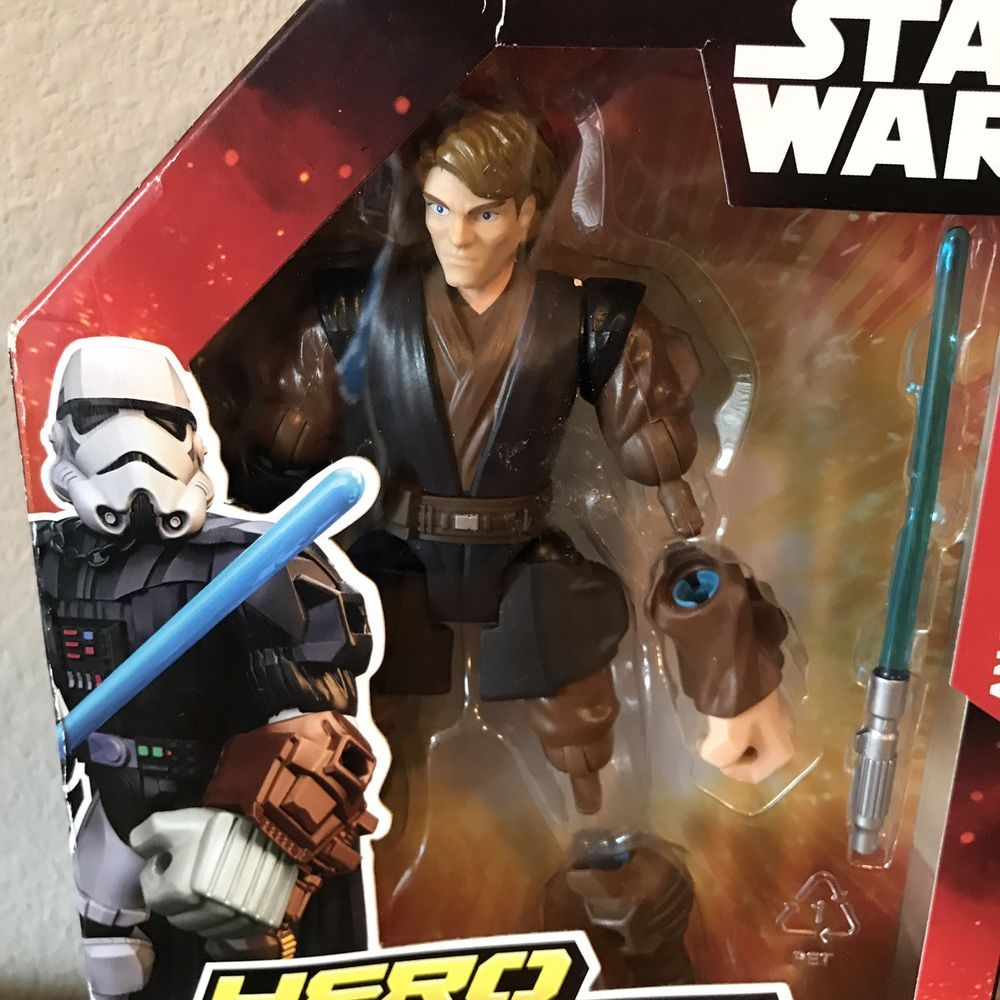 STAR WARS Anakin Skywalker Young Boy Padawan figure Loose!