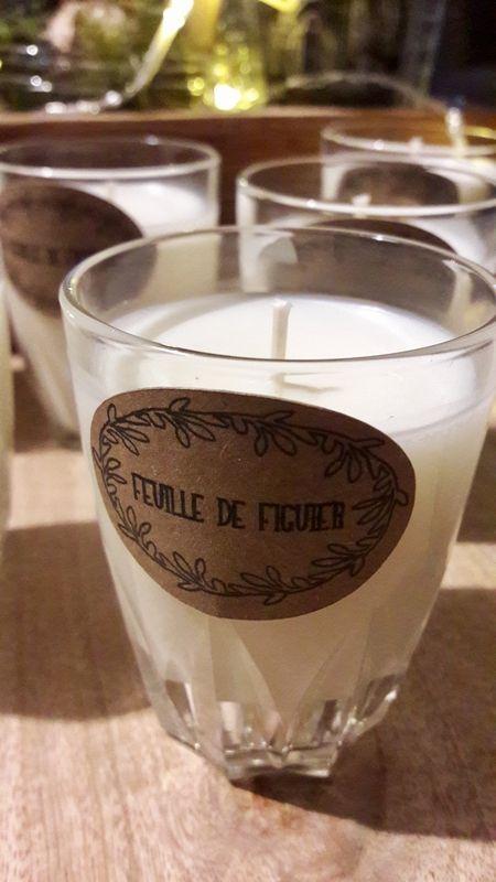 Les bougies maison c 39 est facile gris fluo green z ro waste bougies fait maison - Bougie fait maison ...