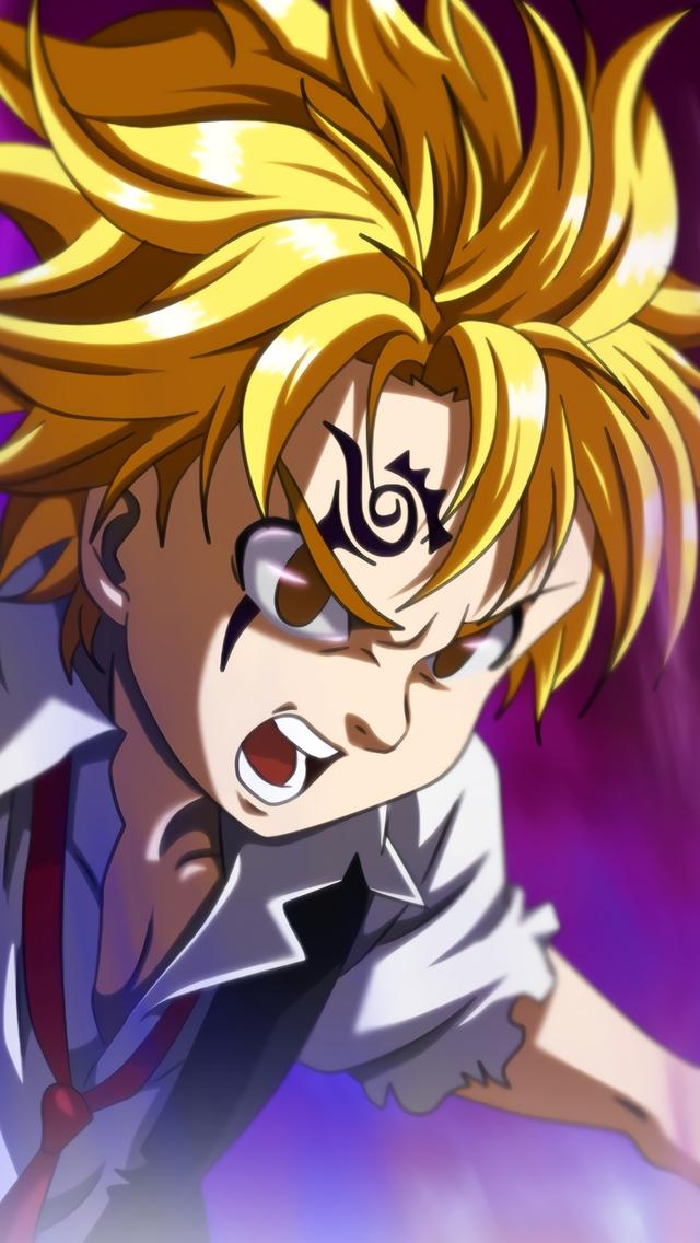 Les Meilleurs Manga En Fond D Ecran Seven Deadly Sins Nanatsu No Taizai Wallpaper Fond D Ecran Manga Wallpap Meilleur Manga Dessin Anime Kawaii Manga