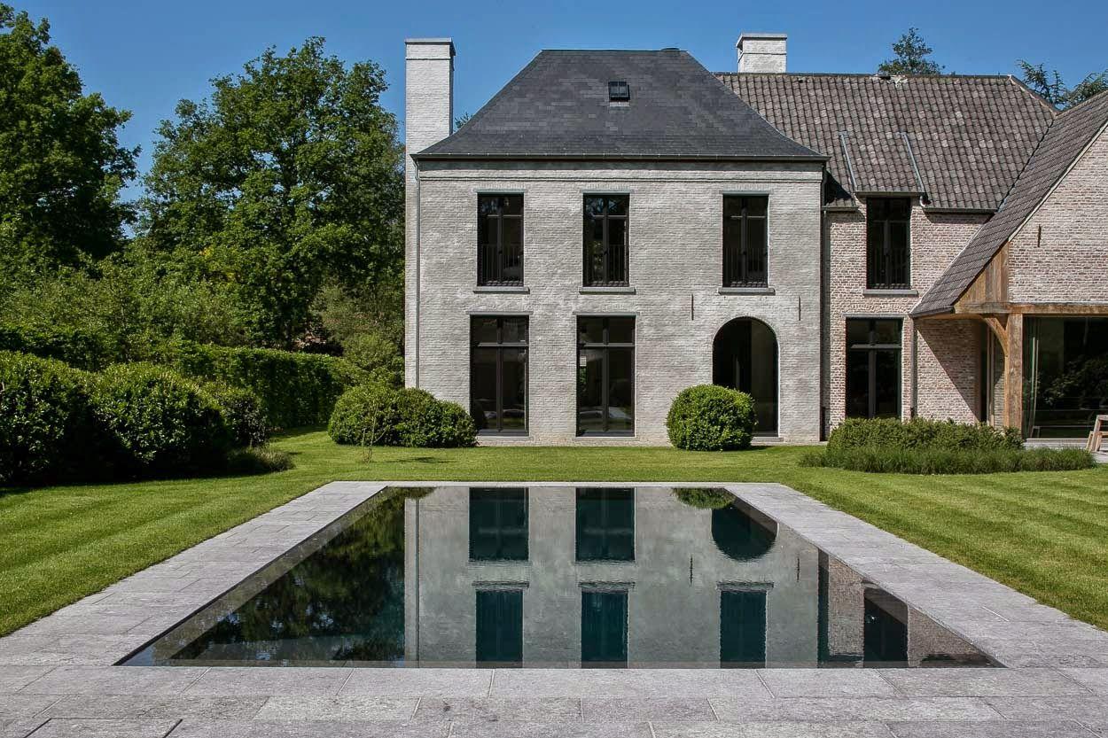 House vm belgium d architectural concepts dennis t jampens