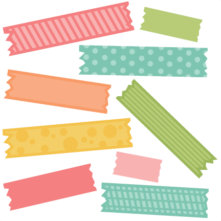 Washi Tape Png 44332 Free Icons And Png Backgrounds