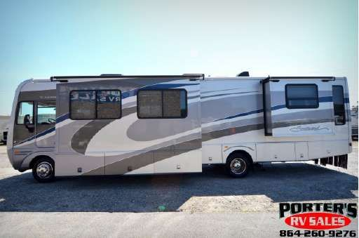 Check out this 2005 Fleetwood Southwind 37L listing in