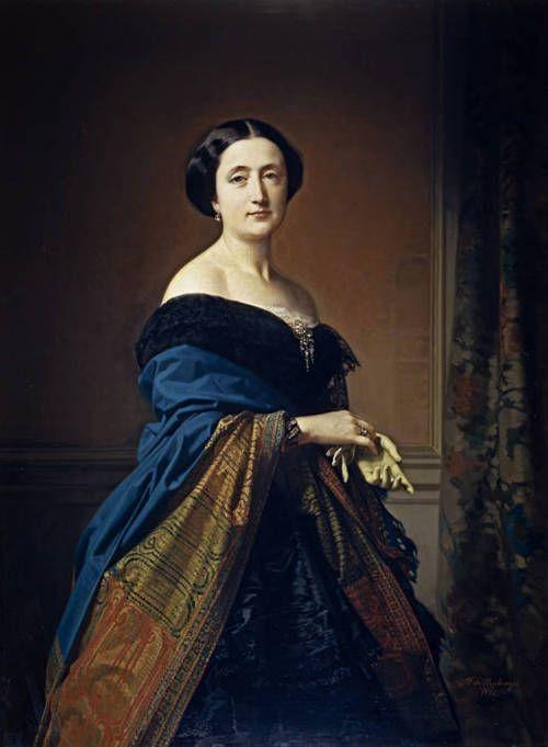 Federico de Madrazo y Kuntz. Saturnina Canaleta de Girona. 1856. http://www.artexperiencenyc.com/social_login/