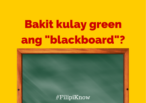 bakit kulay green ang blackboard why pinterest blackboards