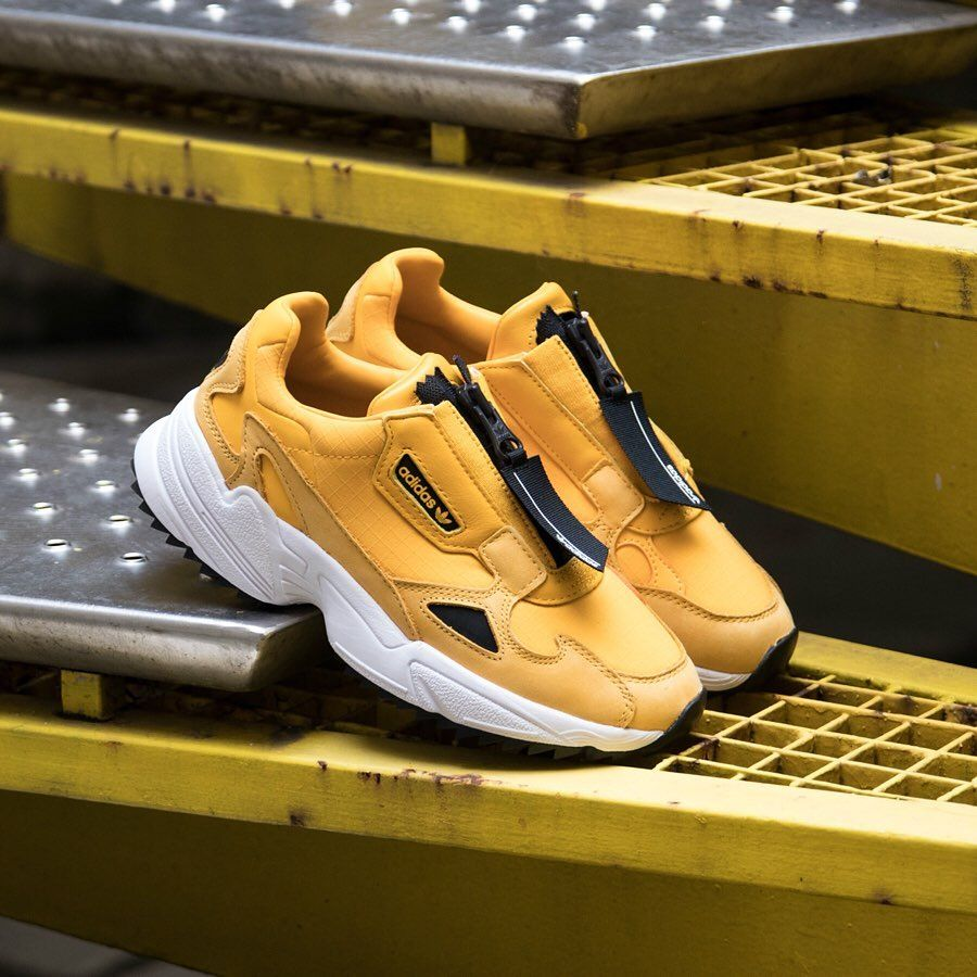 premium selection b1826 459e5 Adidas Falcon Zip W available in BUZZ. Product no. EE5113 ...