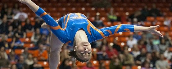 The #BoiseState gymnastics team claimed the 2013 WAC Gymnastics Championship! Individual honors for the Broncos: Gymnast of the Year - Caitlin Mann Coach of the Year - Tina Bird and Neil Resnick Freshman of the Year - Maddie Krentz