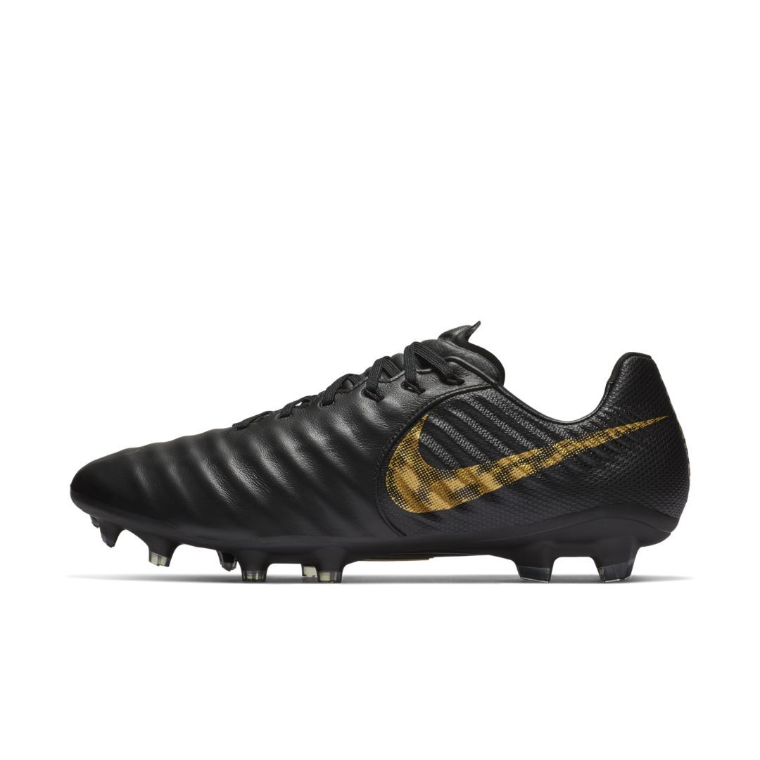 Nike Tiempo Legend 7 Pro Ca Fg Firm Ground Soccer Cleat Size 6 5 Black With Images Soccer Cleats