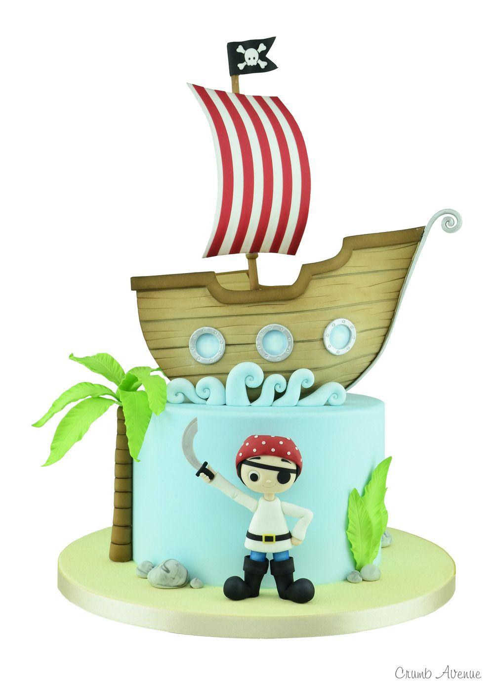 Palm Tree | Cake topper tutorial, Pirate cake, Palm tree cakes