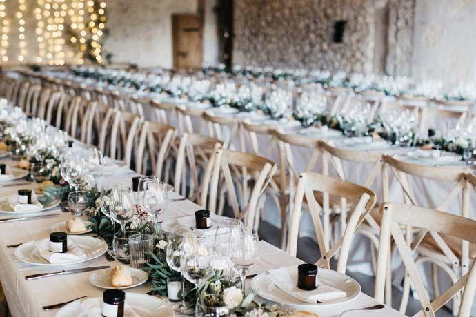 billiga dekorationer till bröllop