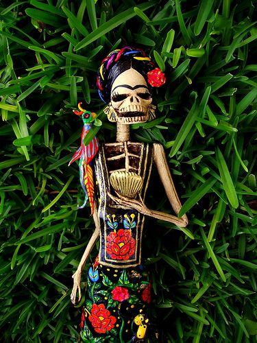 Frida Kahlo Catrina | Flickr: Intercambio de fotos